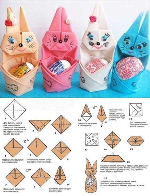 17 easter diy crafts - 25+ Easy DIY Easter Crafts