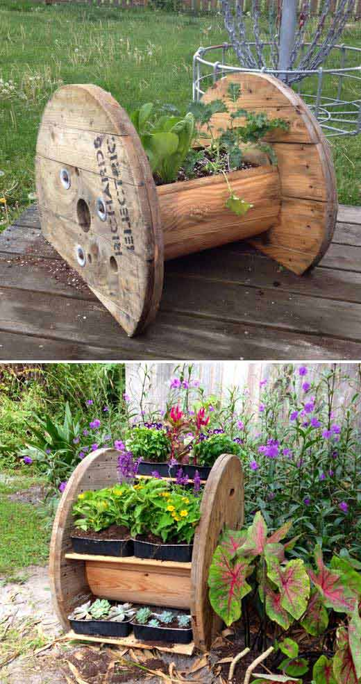 1 garden bed planter diy ideas - 20 Cool DIY Garden Bed and Planter Ideas