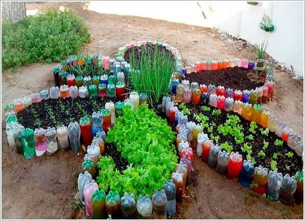 6 garden bed planter diy ideas - 20 Cool DIY Garden Bed and Planter Ideas