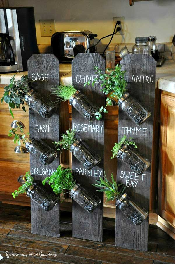 13 kitchen pallet diy ideas - 15+ Cool and Easy DIY Pallets Ideas for Your Kitchen