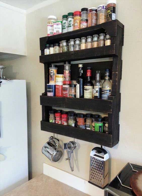 6 kitchen pallet diy ideas - 15+ Cool and Easy DIY Pallets Ideas for Your Kitchen