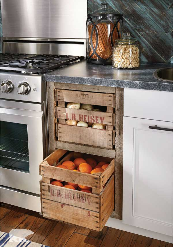 8 kitchen pallet diy ideas - 15+ Cool and Easy DIY Pallets Ideas for Your Kitchen