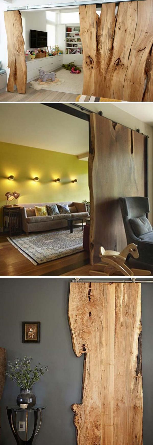3 live edge wood decoration ideas - 20 Awesome Live Edge Wood Decoration Ideas