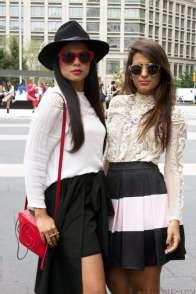 Rocio Rodriguez (fashionmaracas.com) & Paloma de La Cruz (www.vintageclothes.com.do)