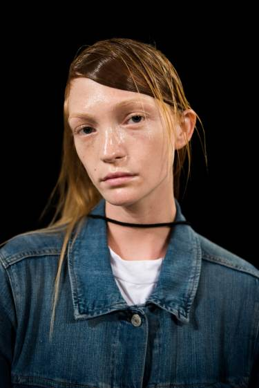 Hood By Air SS17 Backstage: Get the Look