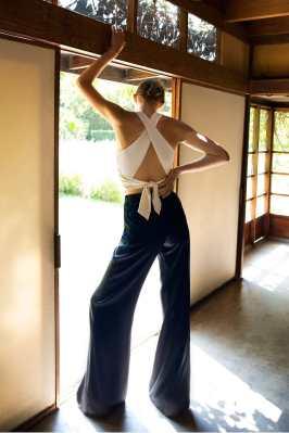 Jenni Kayne SS17 New York Fashion Week Trends Image via Vogue.com