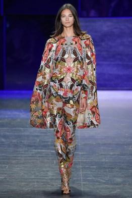 Naeem Khan SS17 New York Fashion Week Trends Image via Vogue.com