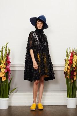 Peter Jensen London Spring 2017 Trends // Photo via Vogue.com