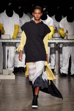 Public School SS17 New York Fashion Week Trends Image via Vogue.com