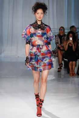 Reem Acra SS17 New York Fashion Week Trends Image via Vogue.com
