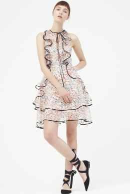 Sachin and Babi SS17 New York Fashion Week Trends Image via Vogue.com