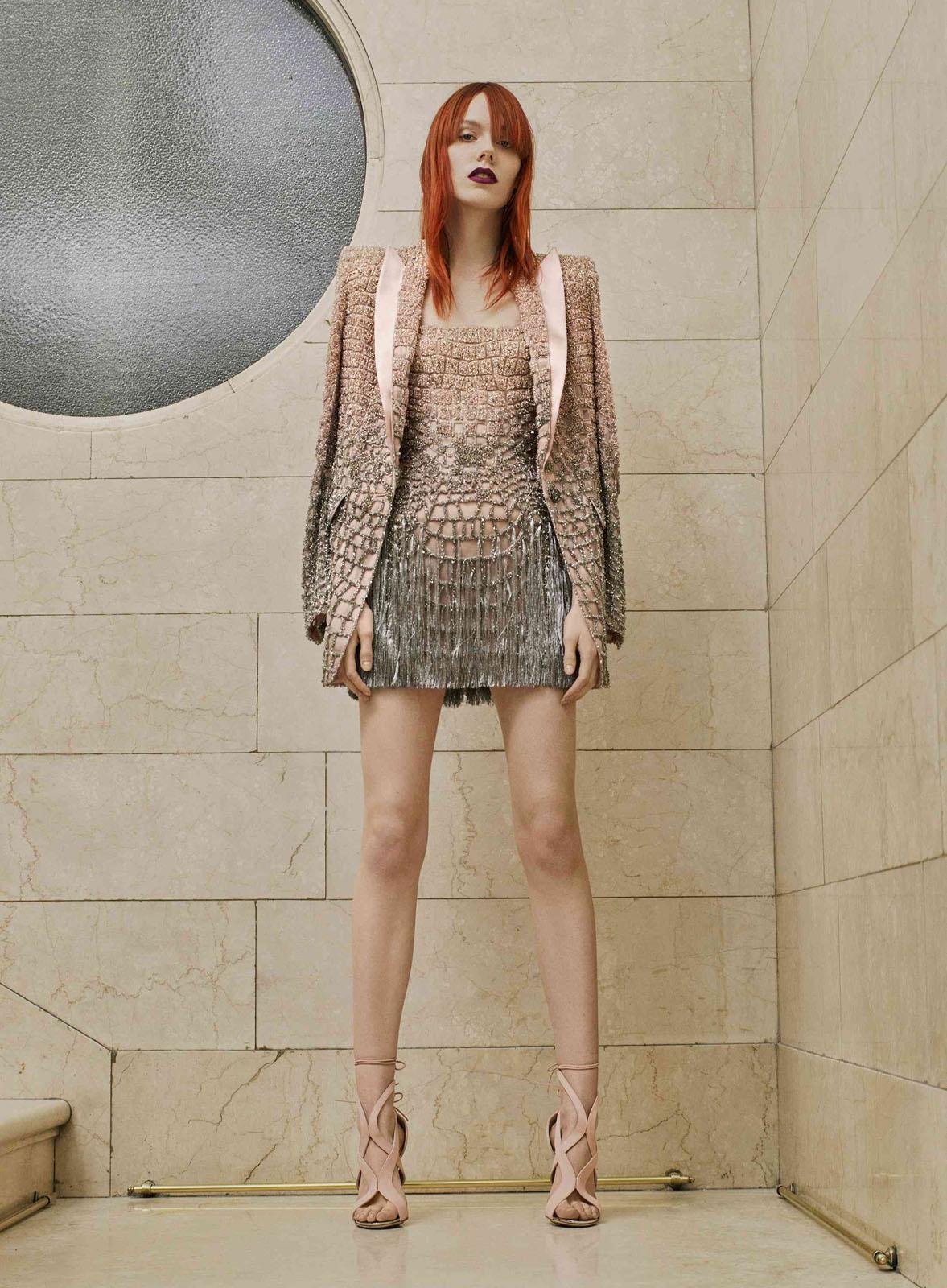 2017 Haute Couture Atelier Versace
