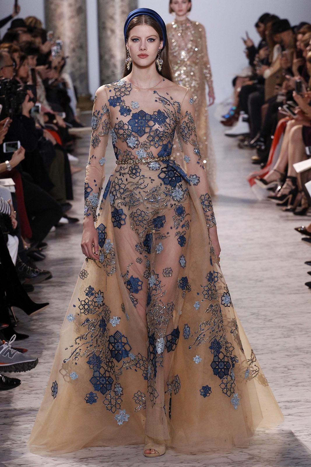 2017 Haute Couture Elie Saab