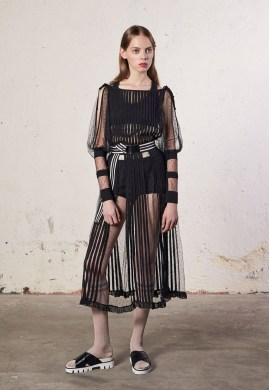 # Most Inspiring Looks from Resort 2018 Runway Collections 94