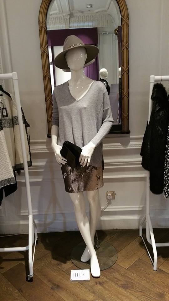 An outfit from the Savannah Miller collection