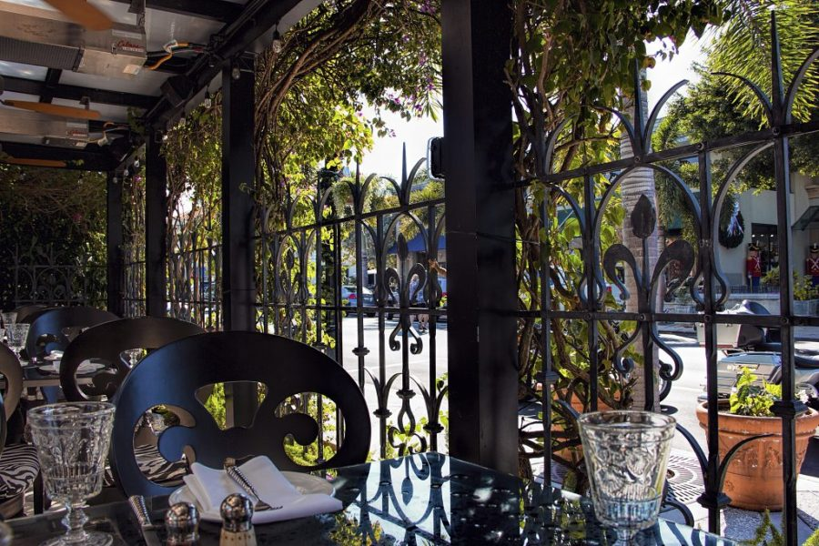 D'amicos The Continental Restaurant Steakhouse Terrace Naples