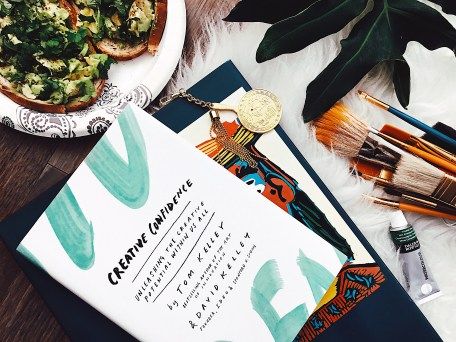 Creative Flatlay by Style Unsettled