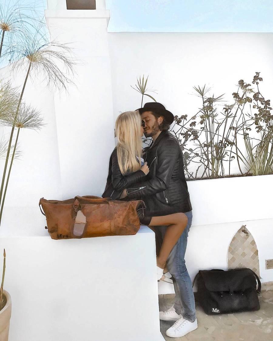 Mahi Leather Columbus Bag