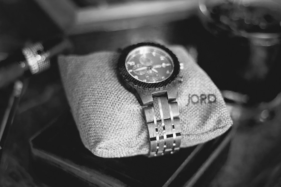 Unique Luxury Wood Watch Jord watch