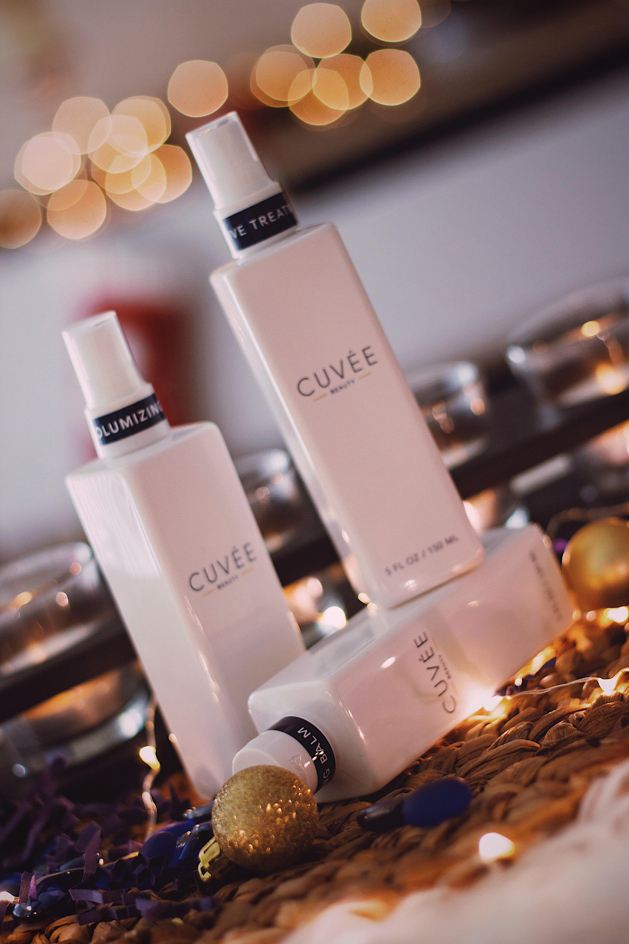 Cuvee Beauty Champagne Hair Care