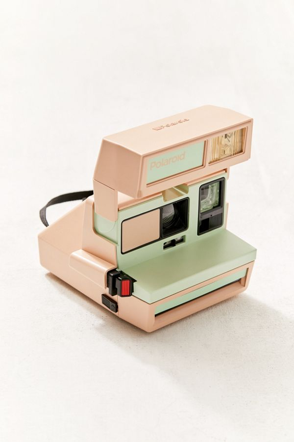 Polaroid Originals UO Exclusive 600 Green Apple Instant Camera