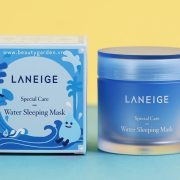 laneige water sleeping mask review - style vanity asian beauty blog