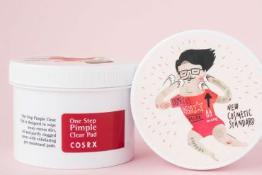 cosrx one step pimple clear pad review via stylevanity dot com