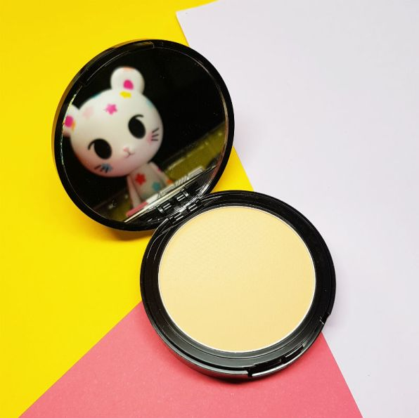 blk cosmetics all-day matte powder foundation review