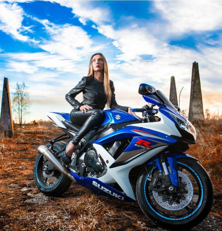 motorcycle jacket fashion tough
