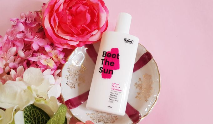 krave beauty beet the sun review   style vanity
