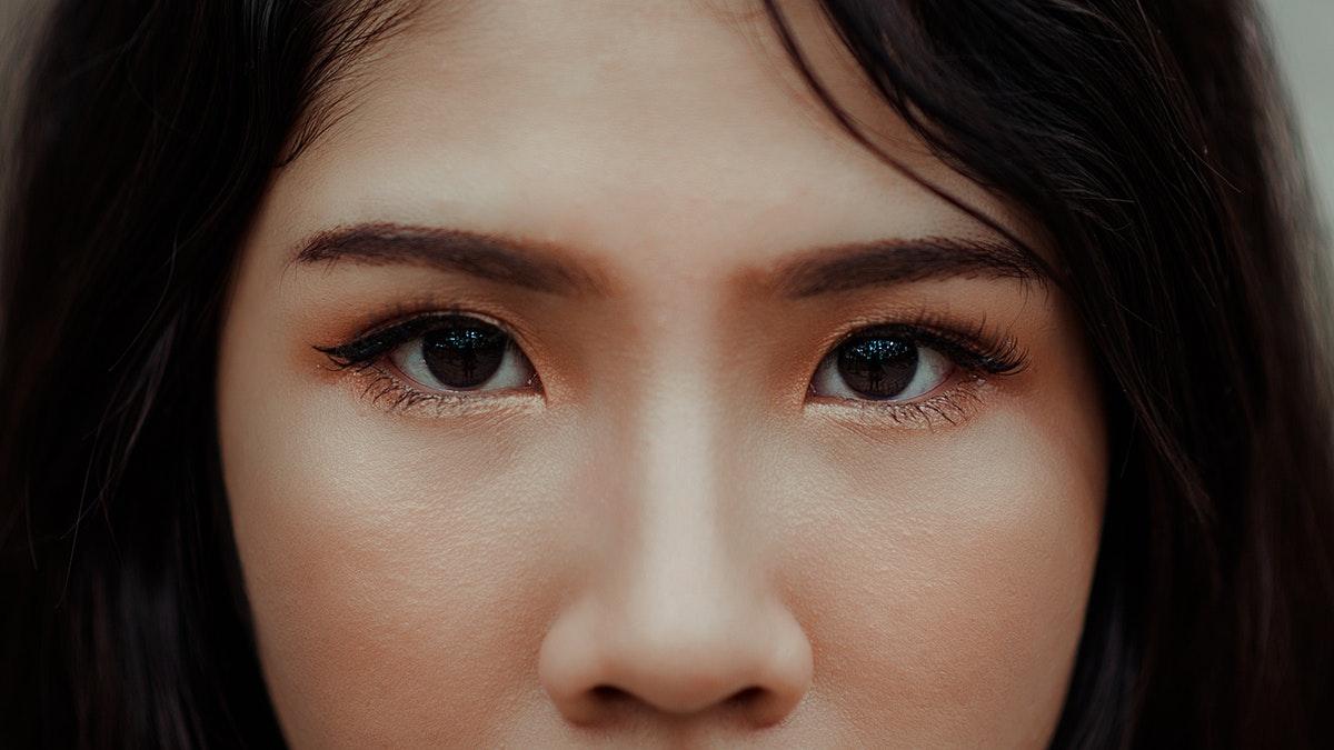 asian eyelash makeup eyes