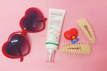 axis-y complete no-stress physical sunscreen review