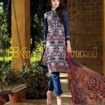Colorful Eid Ul Fitr Collection Party Dresses For Girls By Gul Ahmed