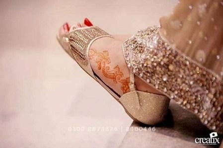 Eid Sandals Footwear Shoes Designs For Women 2015 7