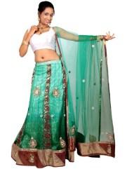 Bridal Party Lehenga Choli Dresses 2015 4