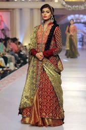 Traditional Style Groom & Bridal Wear By Arslan Iqbal 2015-16 1