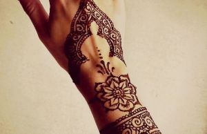 Arabic Mehndi Designs On Eid Ul Azha 2015-16