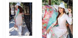 Autumn Casual Dresses By LSM Fabrics 2015-16