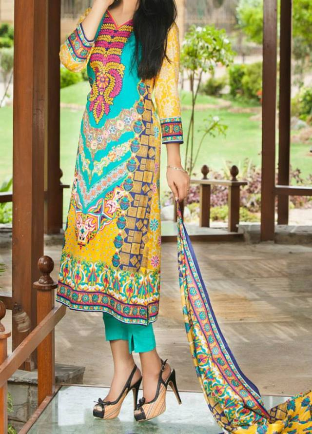 cotton shalwar kameez