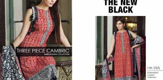 Cambric Shirt Designs On Eid Ul Azha By Gul Ahmed 2015-16