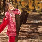 Eastern Jungle Collection Cambric Kameez By Khaadi 2016