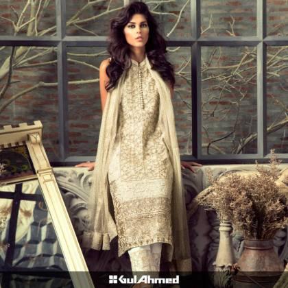 Eid Ul Azha G Pret Collection By Gul Ahmed 2015-16