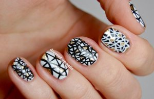 Textured Nail Art Pix For Teen Girls Makeup