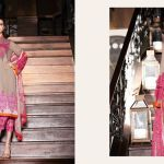 Three Piece Eid Dresses By Firdous Fashion 2015-16