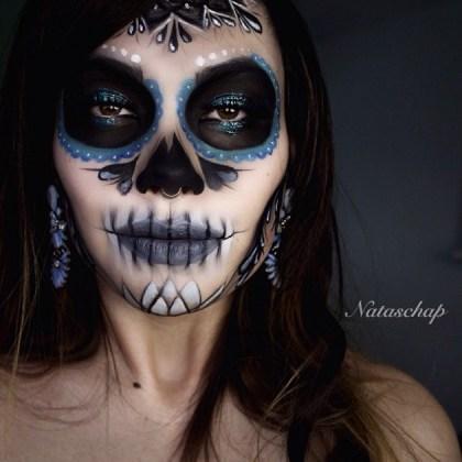 20 Must See Halloween Makeup Looks
