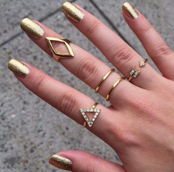 ring jewellery types