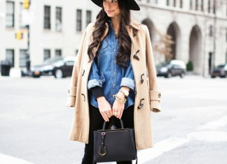 Winter Hat Styles With Outfits Street Style Fashion