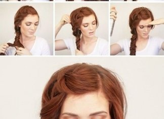 5 Minute Hair Tutorials For Holiday Season