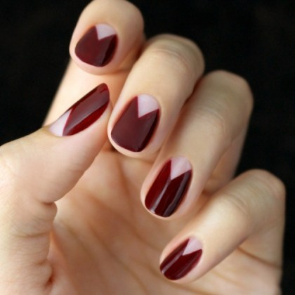 Burgundy Color Nail Designs To Try This Season