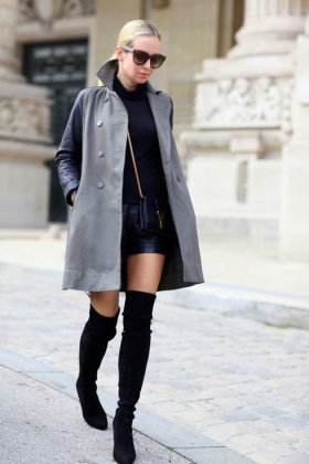 Fall Shorts For Women To Try This Winter Season